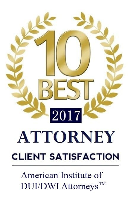 One of the ten best DUI Attorneys in Spokane