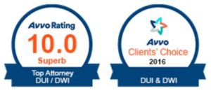 highly rated and reviewed DUI Attorney Spokane