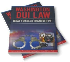 WA DUI Law FREE Report